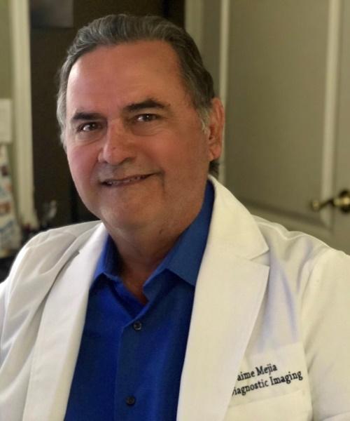 Dr Jaime Meija Radiologist Serene Diagnostic Imaging